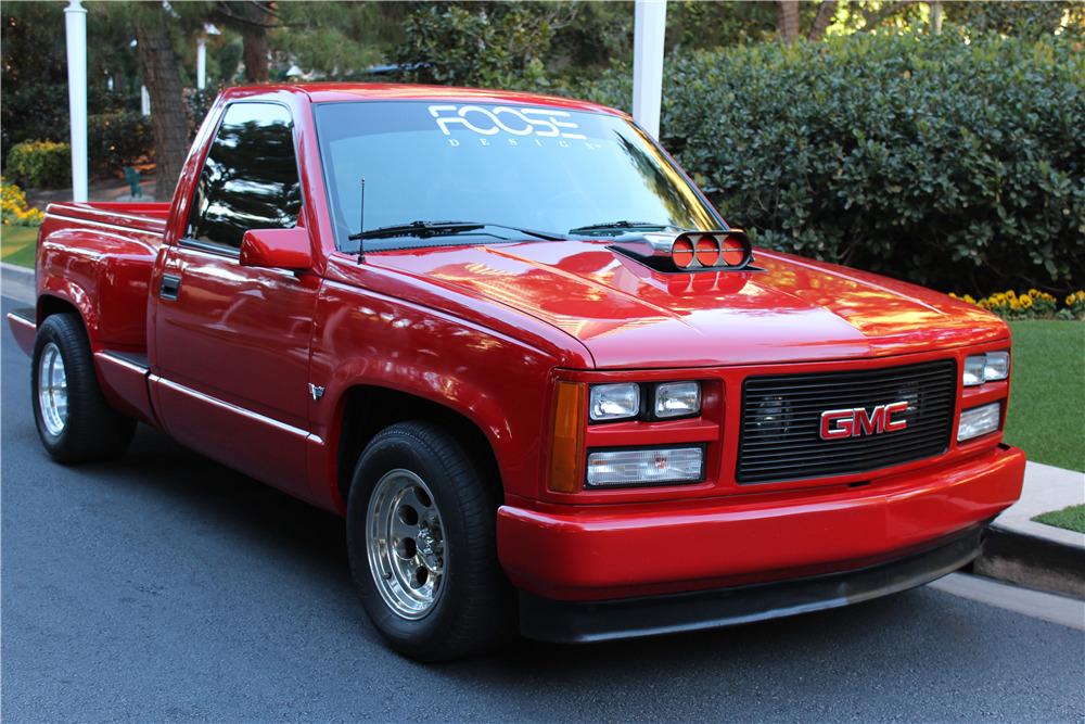 1989 Gmc Sierra 1500 Pickup