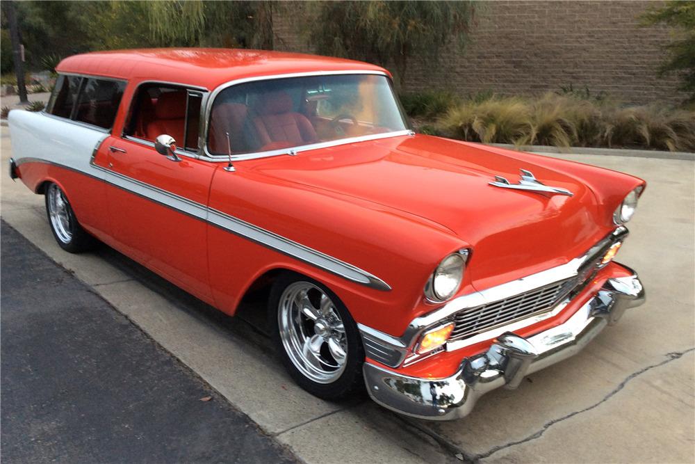 1956 Chevrolet Nomad Custom Station Wagon