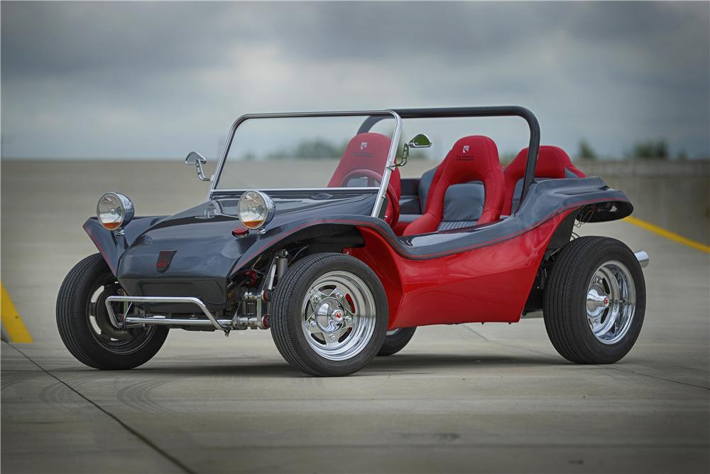 1970 Volkswagen Meyers Manx Dune Buggy Roadster Front 3 4 204867