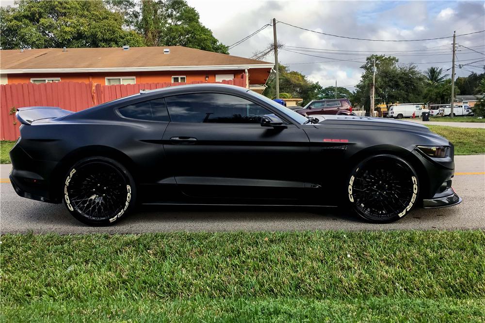 2015 Mustang Gt Black >> 2015 Ford Mustang Gt Custom Fastback