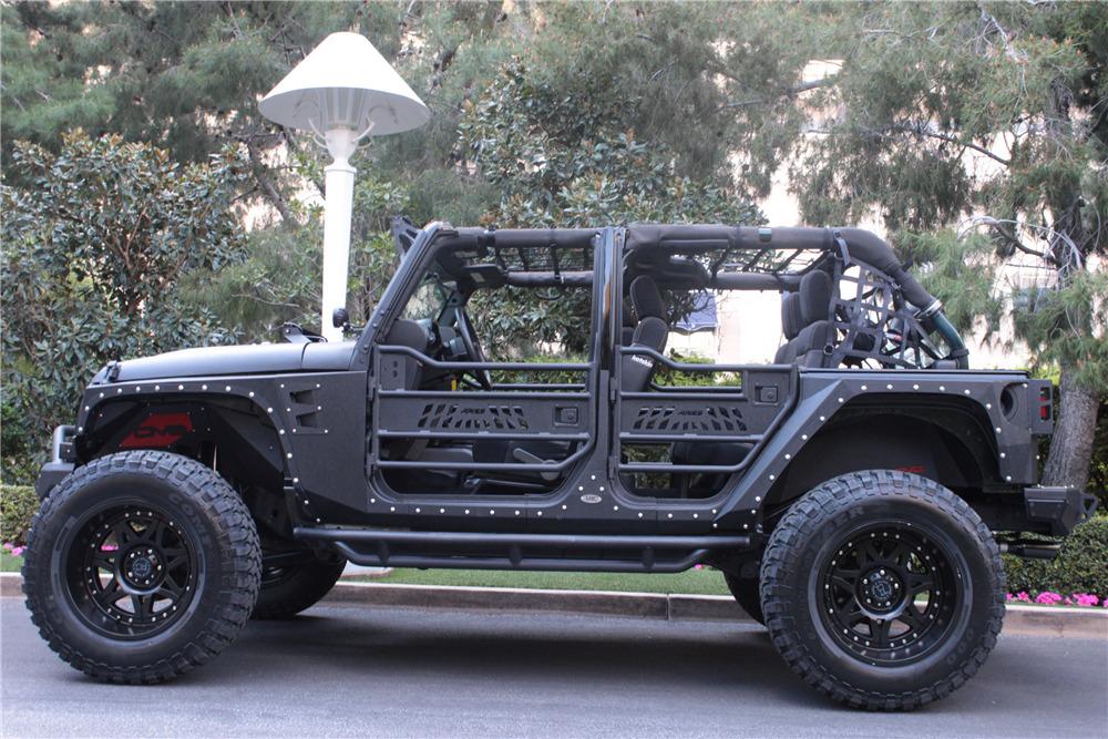 2010 Jeep Wrangler Custom Unlimited