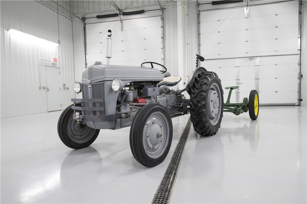 9n Ford Tractor >> 1941 Ford 9n Tractor