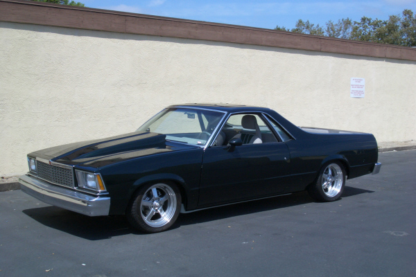 1979 Chevrolet El Camino Custom Pickup