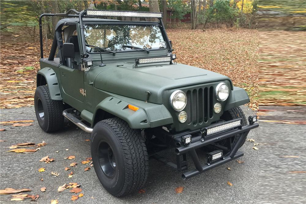 1987 Jeep Cj5 4x4
