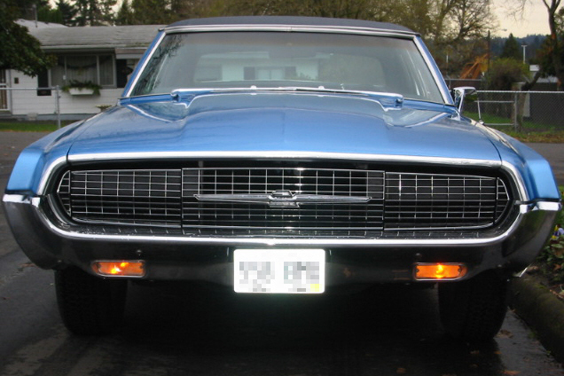 1967 Ford Thunderbird 4 Door Hardtop