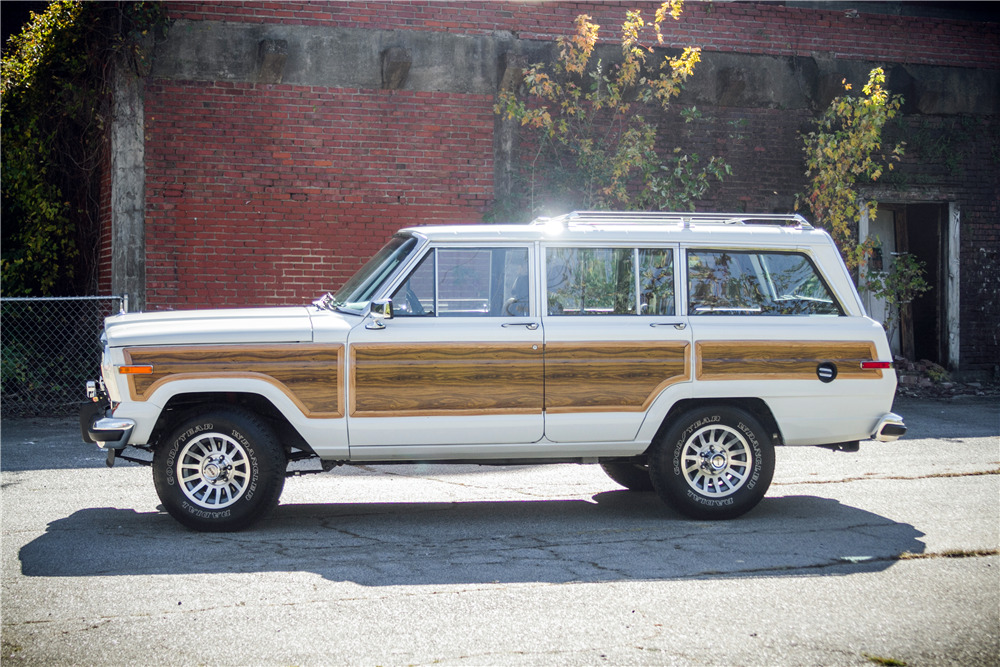 Jeep Grand Wagoneers Full Professional Ground Up >> Jeep Grand Wagoneer Custom | Motavera.com