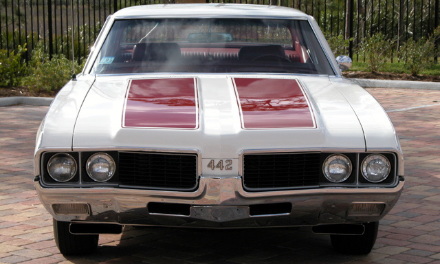 1969 OLDSMOBILE 442 COUPE W32 -