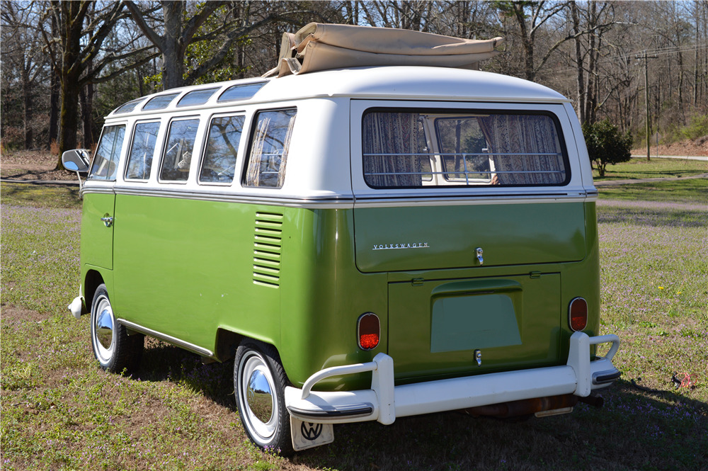 1967 volkswagen 21 window samba bus 39 that 39 70s show 39 217634. Black Bedroom Furniture Sets. Home Design Ideas