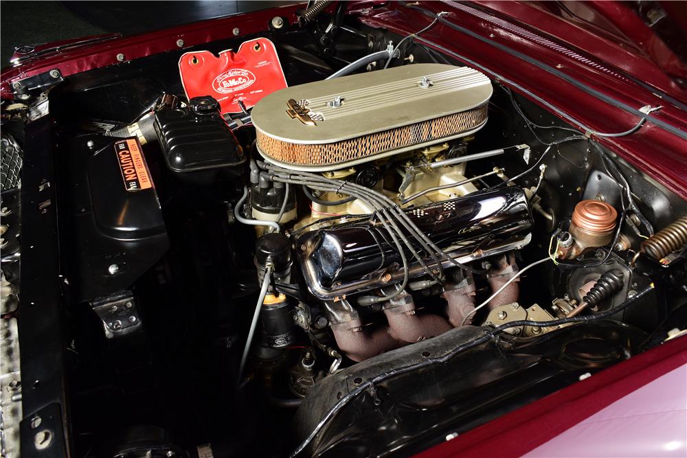 1963 FORD GALAXIE 500 XL R-CODE CONVERTIBLE