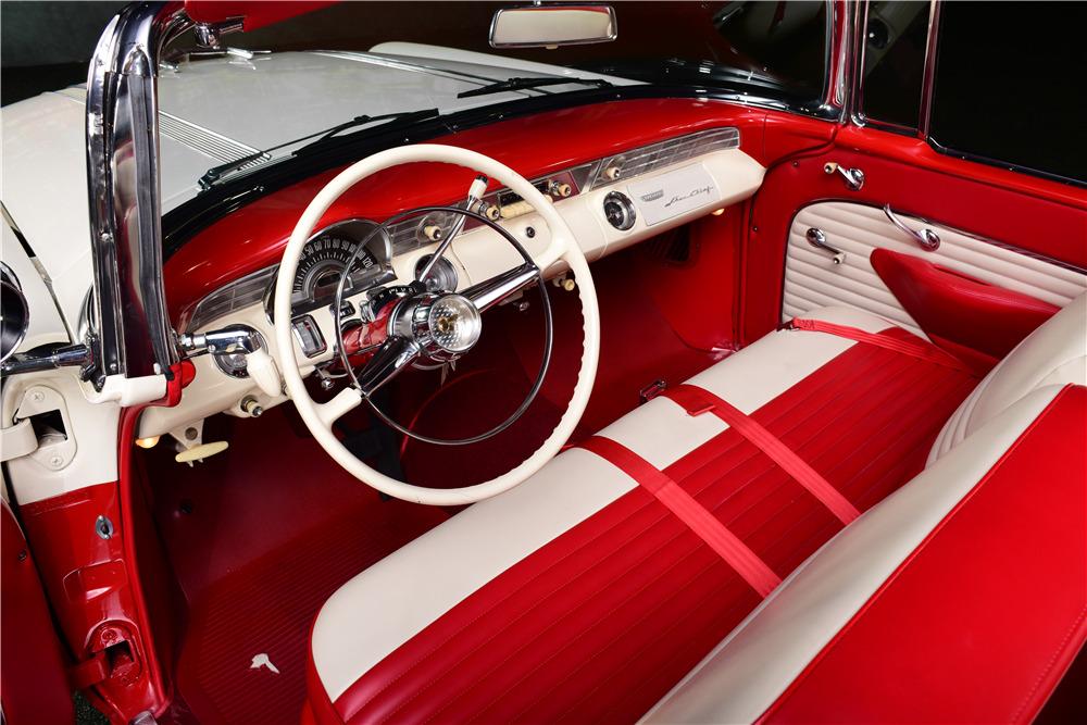 1956 pontiac star chief convertible 217679. Black Bedroom Furniture Sets. Home Design Ideas