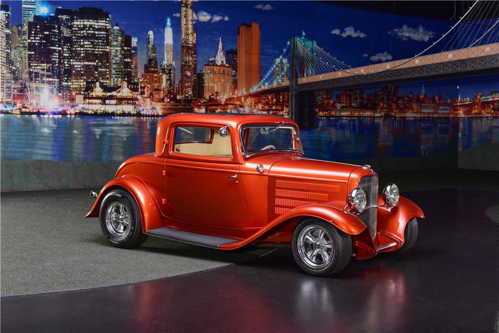 1932 ford 3 window custom coupe217691. Black Bedroom Furniture Sets. Home Design Ideas