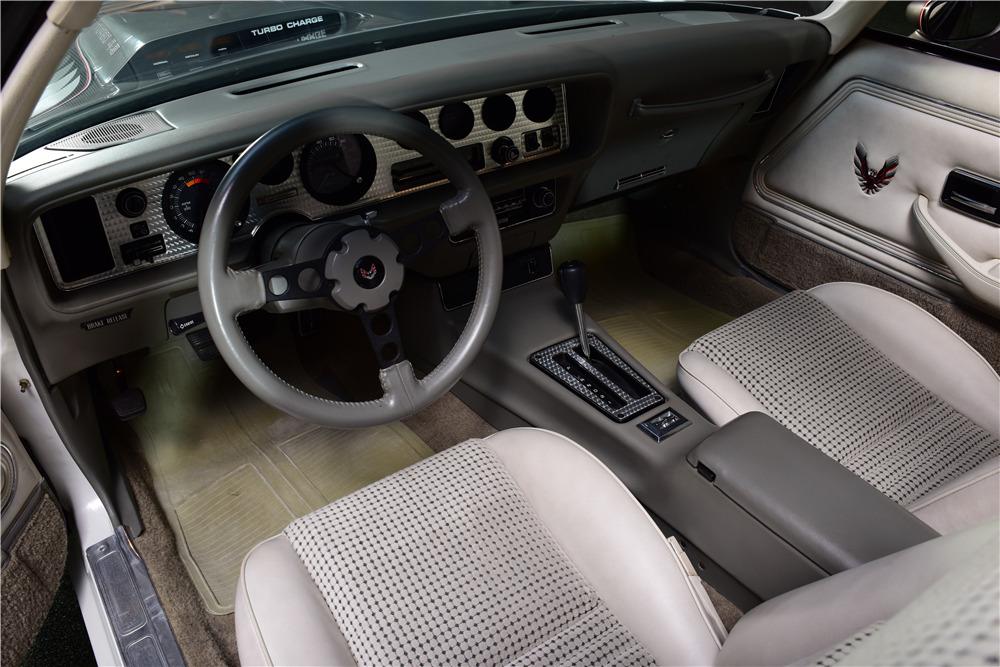 1980 Pontiac Firebird Trans Am Pace Car 217719