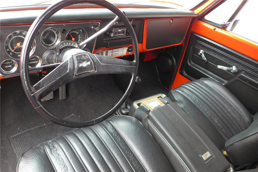 1971 CHEVROLET K5 BLAZER - 217867