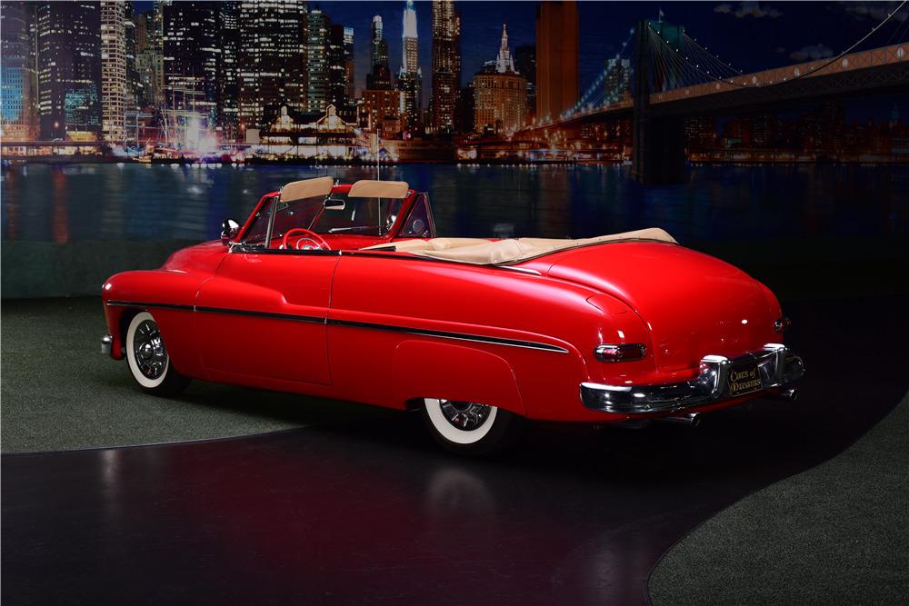 1949 Mercury Custom Convertible 217905