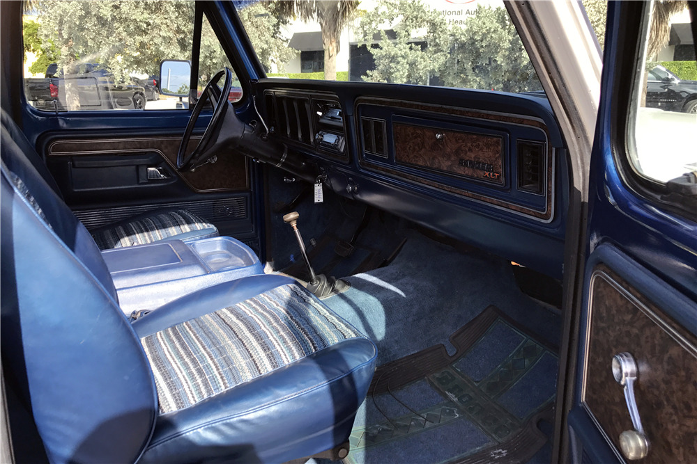 1979 Ford Bronco 4x4218022