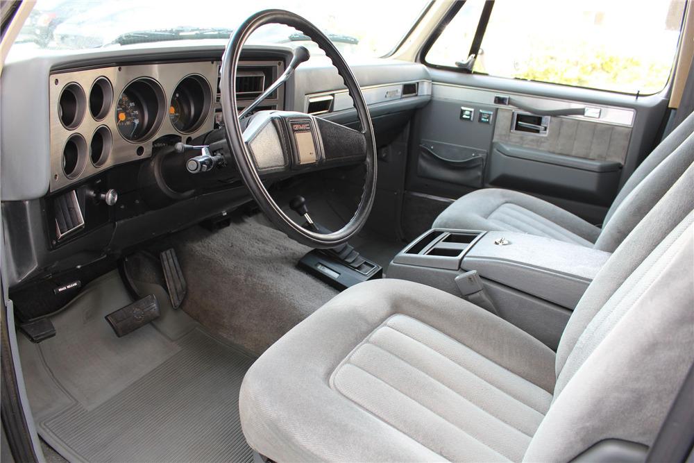 1987 GMC JIMMY 4X4 - 218074