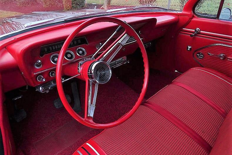 1961 Chevrolet Parkwood Wagon218122