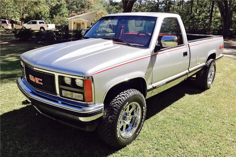 1988 Gmc Sierra 2500 Pickup