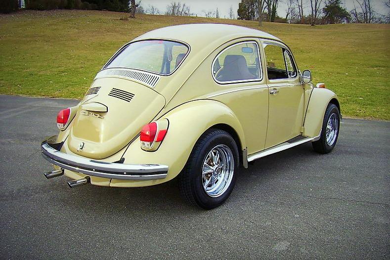 1970 Volkswagen Beetle 218178