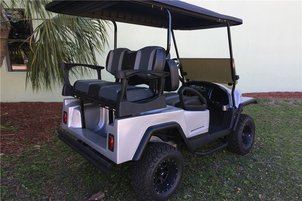 Jeep Las Vegas >> 2016 CUSTOM CLUB CAR JEEP GOLF CART - 218314