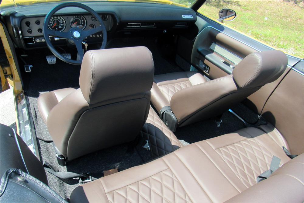 1971 Dodge Challenger Custom Convertible 218320