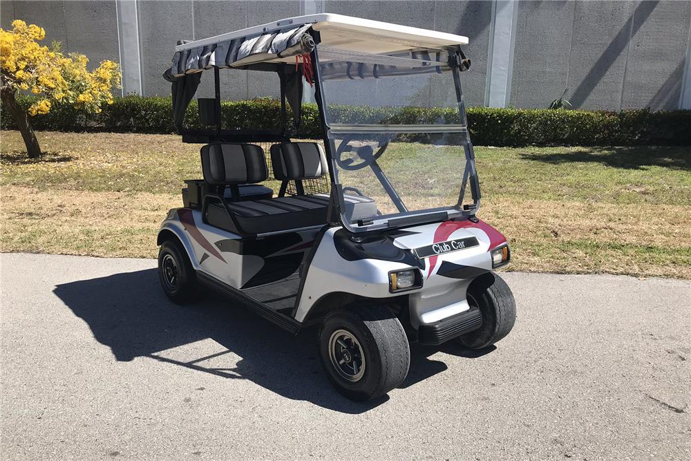1994 Club Ds Golf Cart 218327