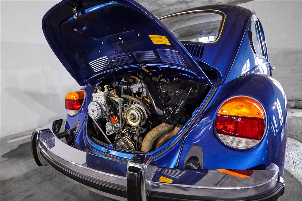 1977 Volkswagen Beetle 218452