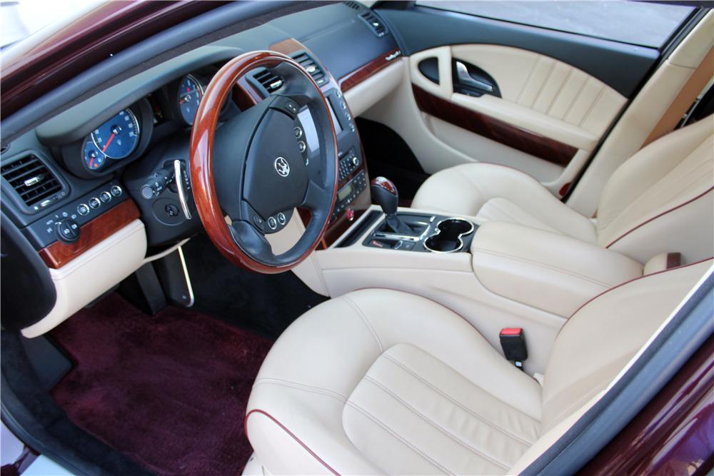 Maserati Las Vegas >> 2012 MASERATI QUATTROPORTE - 219089