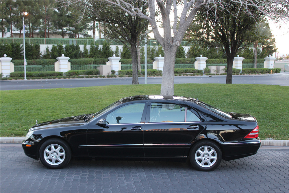 2001 mercedes benz s500219113 for 2001 mercedes benz s500 specs