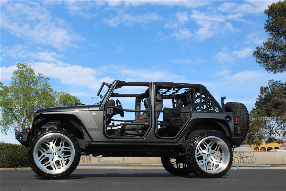 sport unlimited utility itm jeep custom ebay wrangler door