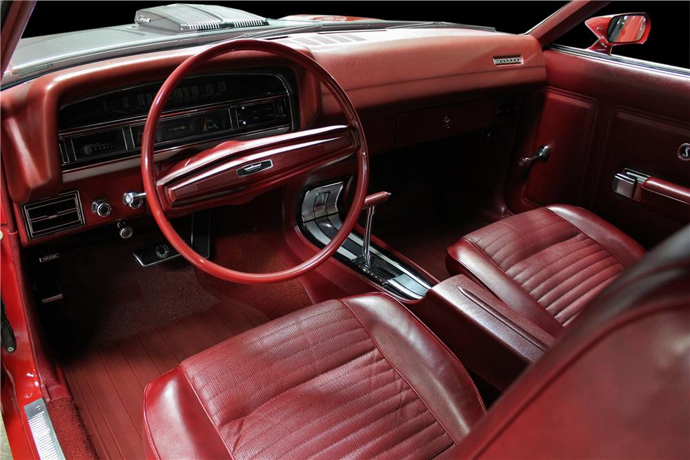 torino 1970 ford cobra sportsroof interior