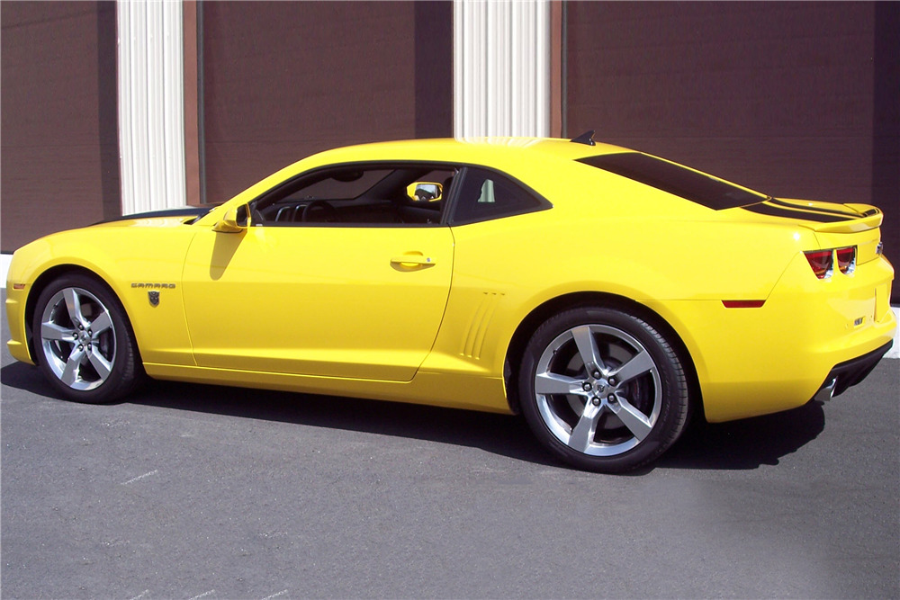 2010 chevrolet camaro 2ss transformers edition219983. Black Bedroom Furniture Sets. Home Design Ideas