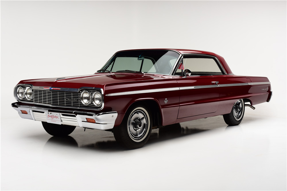 Magnificent 1964 Chevrolet Impala Ss 409 Gmtry Best Dining Table And Chair Ideas Images Gmtryco