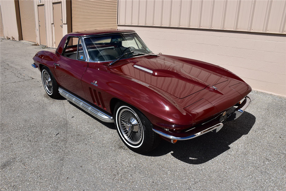 1965 Corvette Value