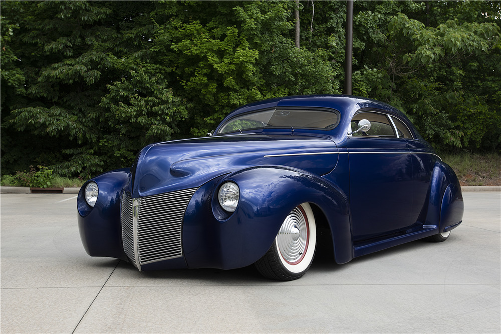 Mercury Home Insurance >> 1940 MERCURY CUSTOM COUPE