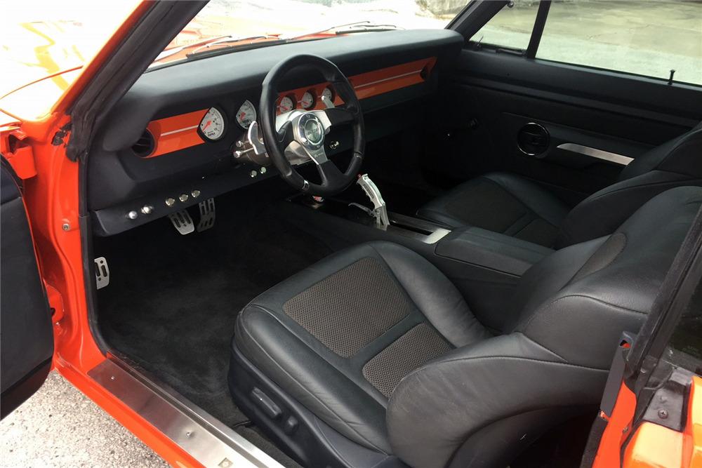 1970 DODGE DART CUSTOM SWINGER220785 Sold* at