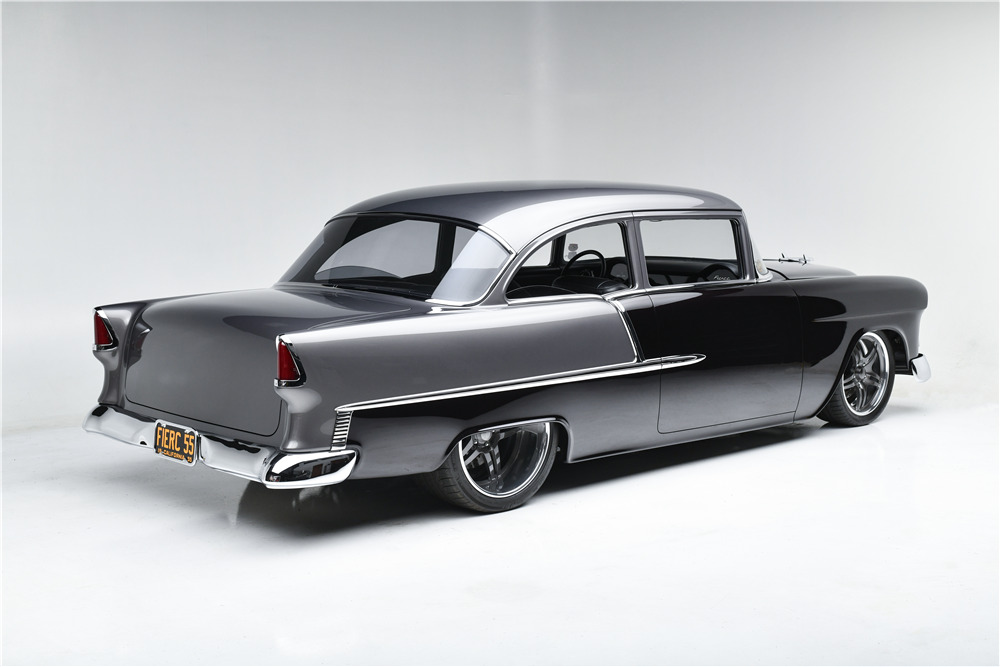 CHEV CHEVY CHEVROLET TRI 5 1955 1957 DOOR POST COUPE RUBBER