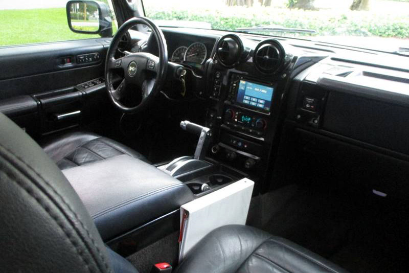 2007 Hummer H2 Suv 221304