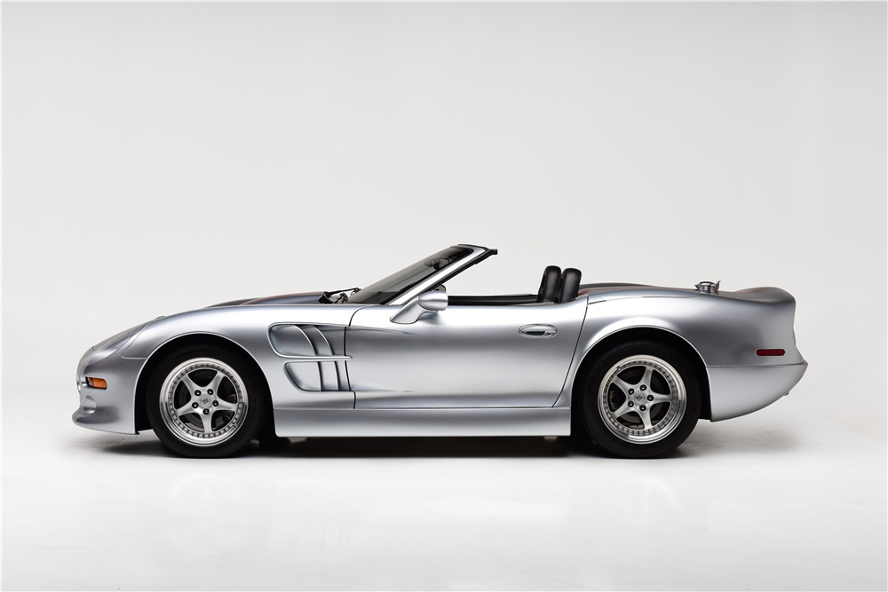 1999 Shelby Series 1 Convertible