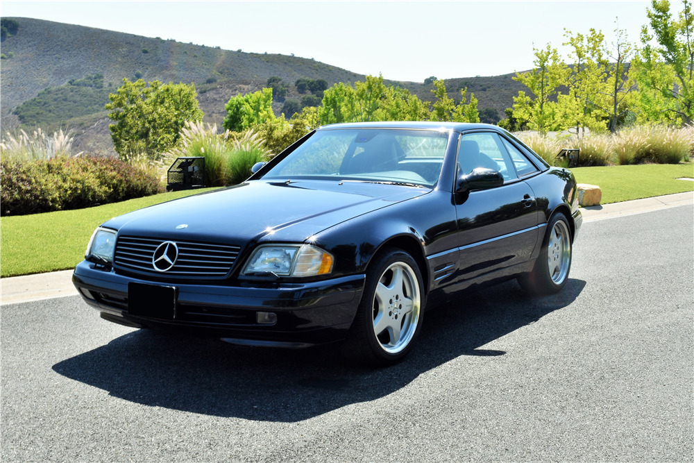 2000 mercedes benz sl500 roadster 2000 mercedes benz sl500 roadster