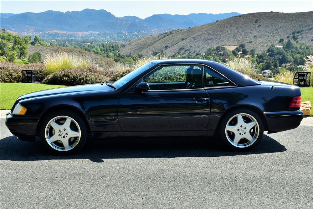 2000 mercedes benz sl500 roadster 2000 mercedes benz sl500 roadster