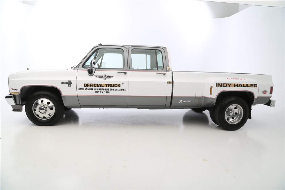 1987 chevrolet r30 pickup cannonball run re creation