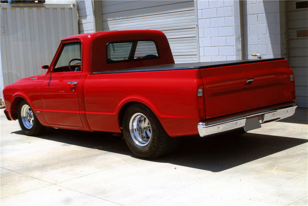 67 c10 chevy pickup