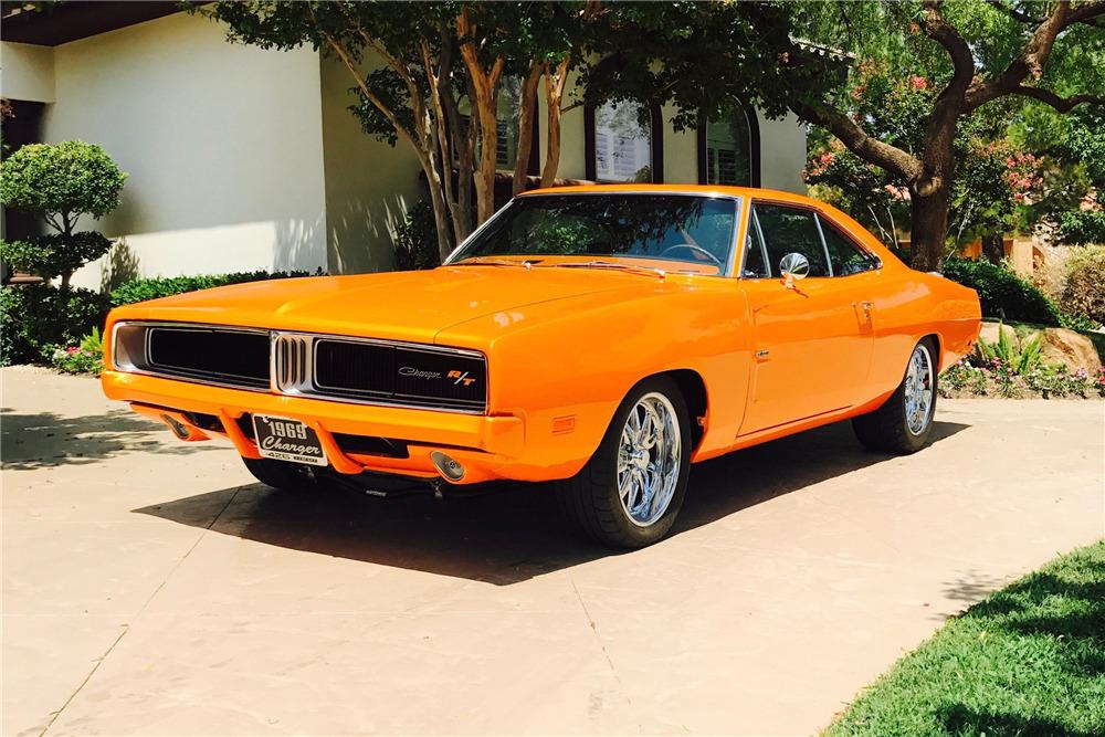 1969 Dodge Charger Custom Hemi Coupe