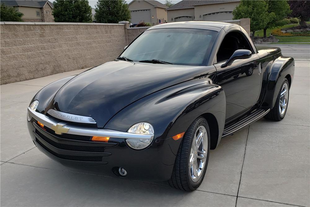 2005 Chevrolet Ssr Roadster Pickup