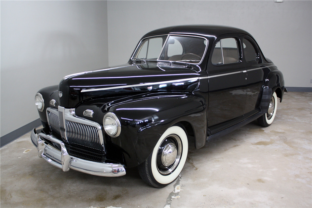 1942 Ford Business Coupe