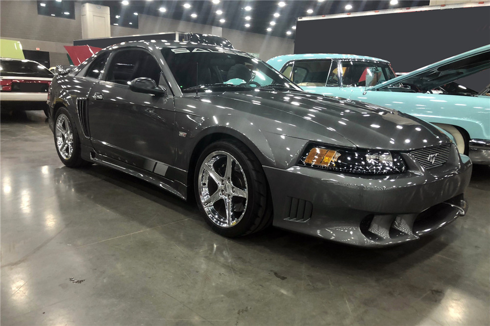 2004 Ford Mustang Saleen S 281