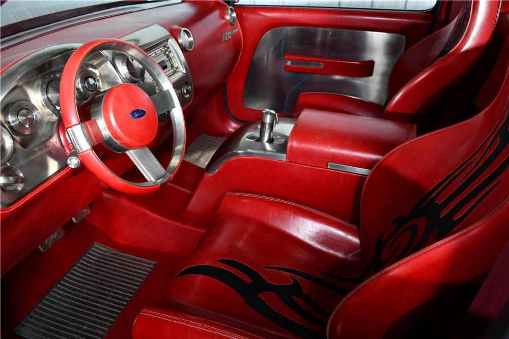 Admirable 2001 Ford F 150 Lightning Rod Concept Truck Caraccident5 Cool Chair Designs And Ideas Caraccident5Info