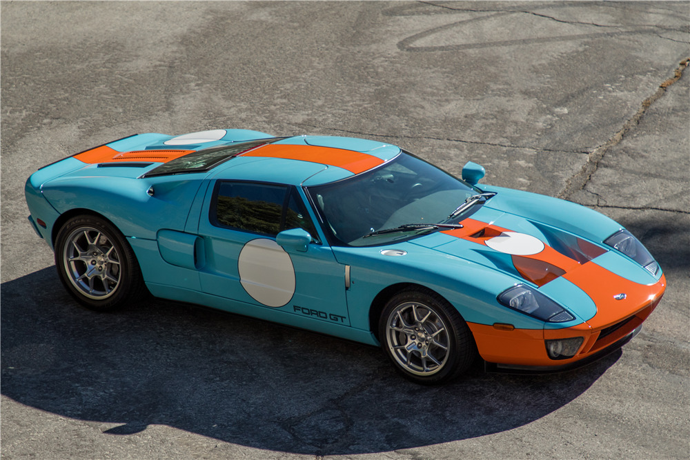 Ford Gt Heritage Edition Misc