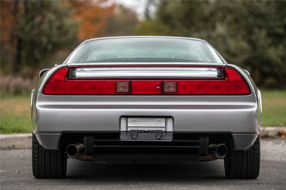 2001 Acura Nsx T Vin 00001